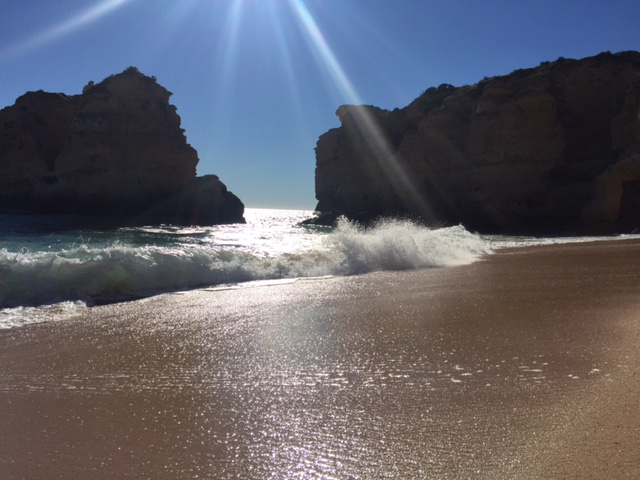 R and R holiday lettings - Portugal - Algrave beach